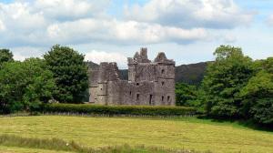 Scotland's Carnassarie Castle