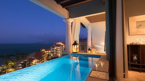 Places to stay:  Sandals LaSource Grenada