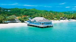 Sandals St. Lucia:  Stay at one, play at three