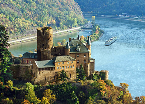 Cruising the Rhine with Viking
