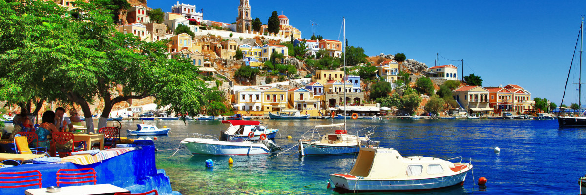 Symi Island, Greece/Shutterstock by Leoks