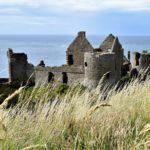 Windswept Dunluce Castle: Romantic Inspiration for Cair Paravel?