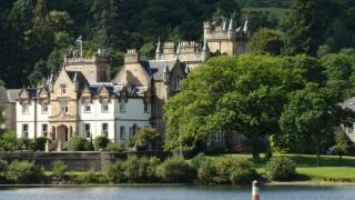 Cameron House, Loch Lomond, Scotland/Image: Melody Moser