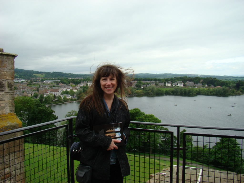 Melody at Linlithgow Palace / Melody Moser