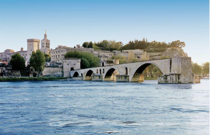 Pont St Benezet, Avignon