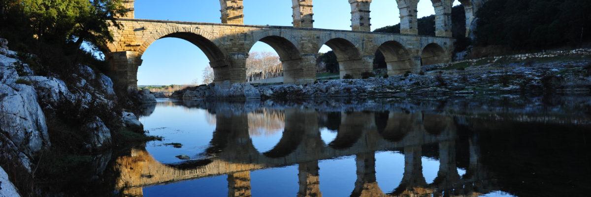 Pont du Gard by Tiberio Frascari CC 2.0
