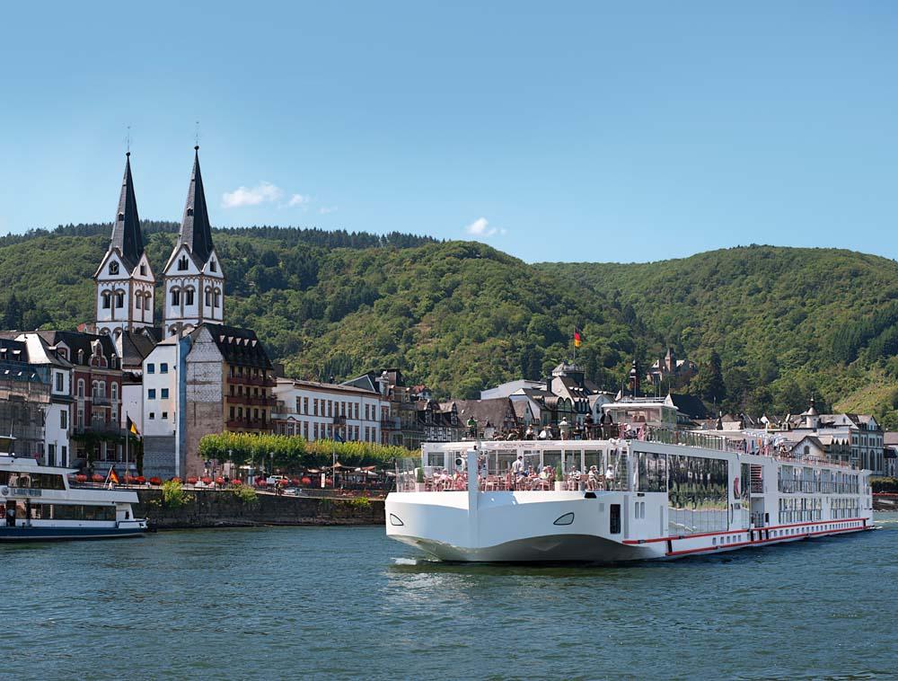 The Viking Aegir / Viking River Cruises