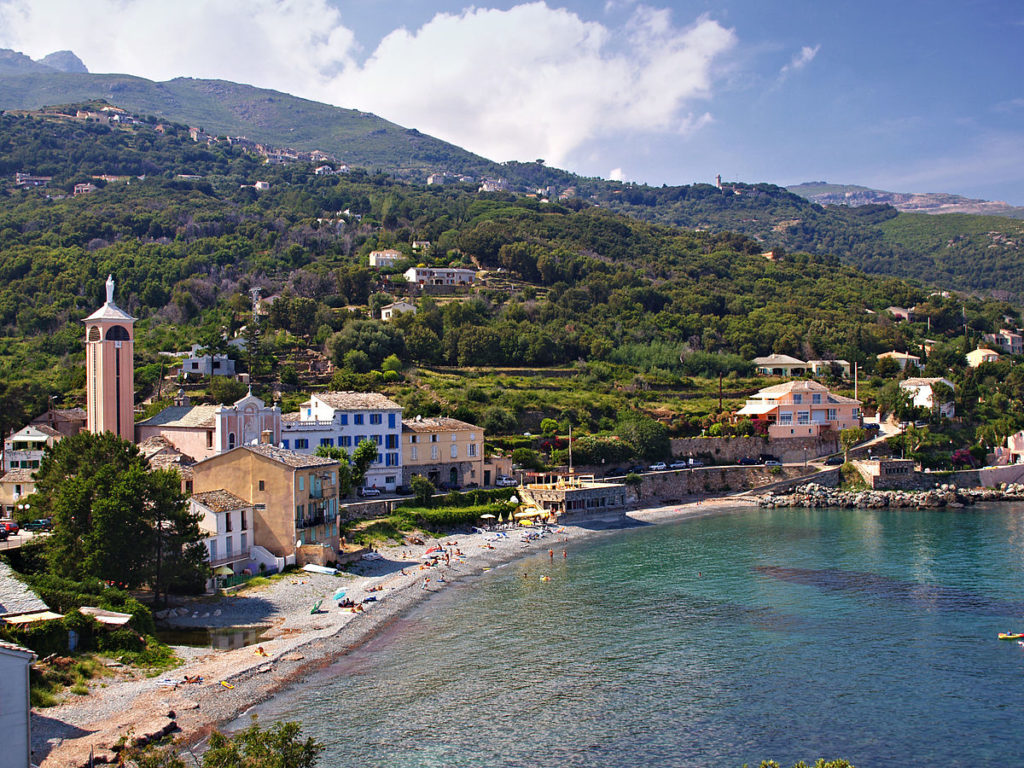 The Brando - Hameau de Lavasina, Corsica - one of the world's most luxurious honeymoon destinations