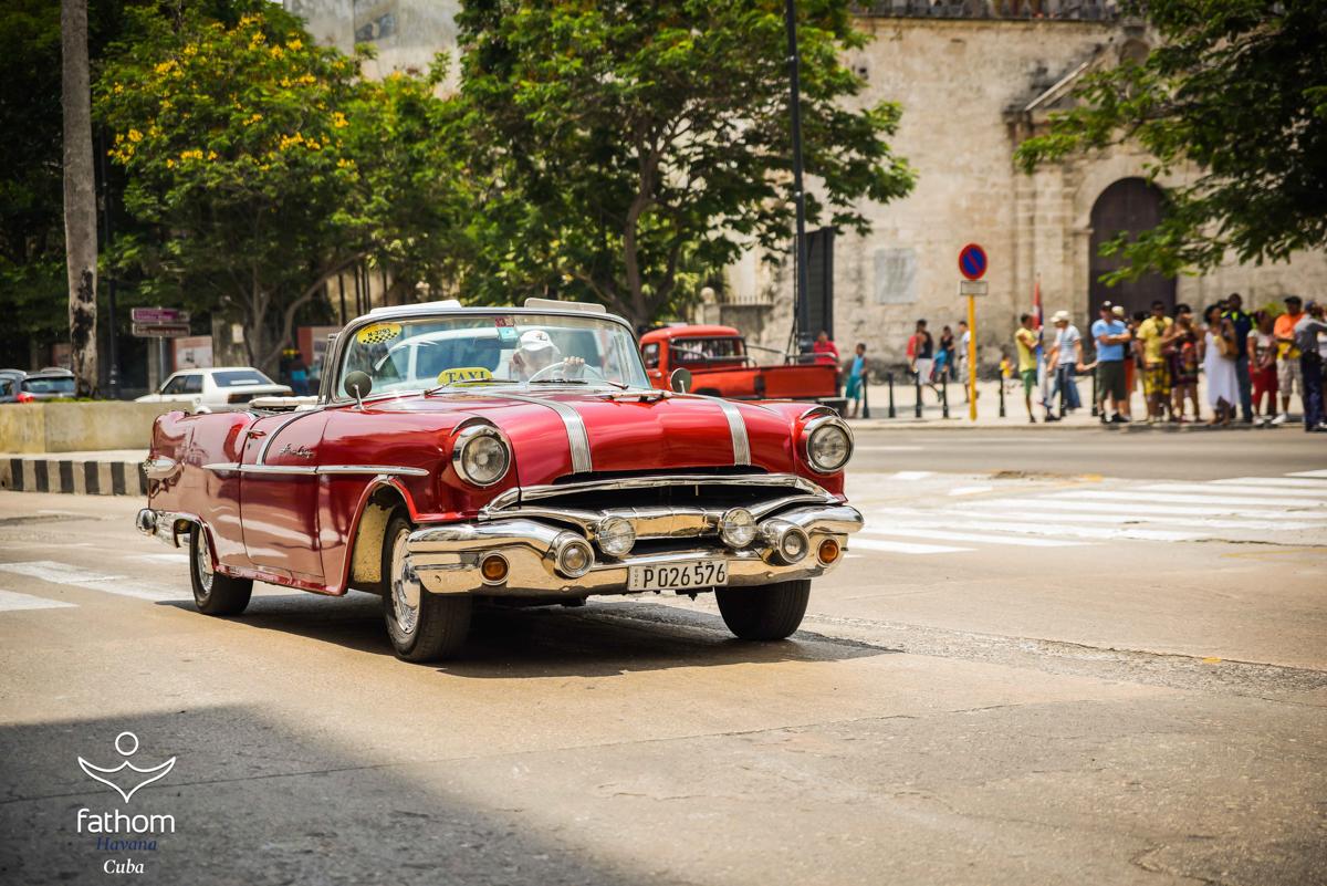Havana classic car / Fathom