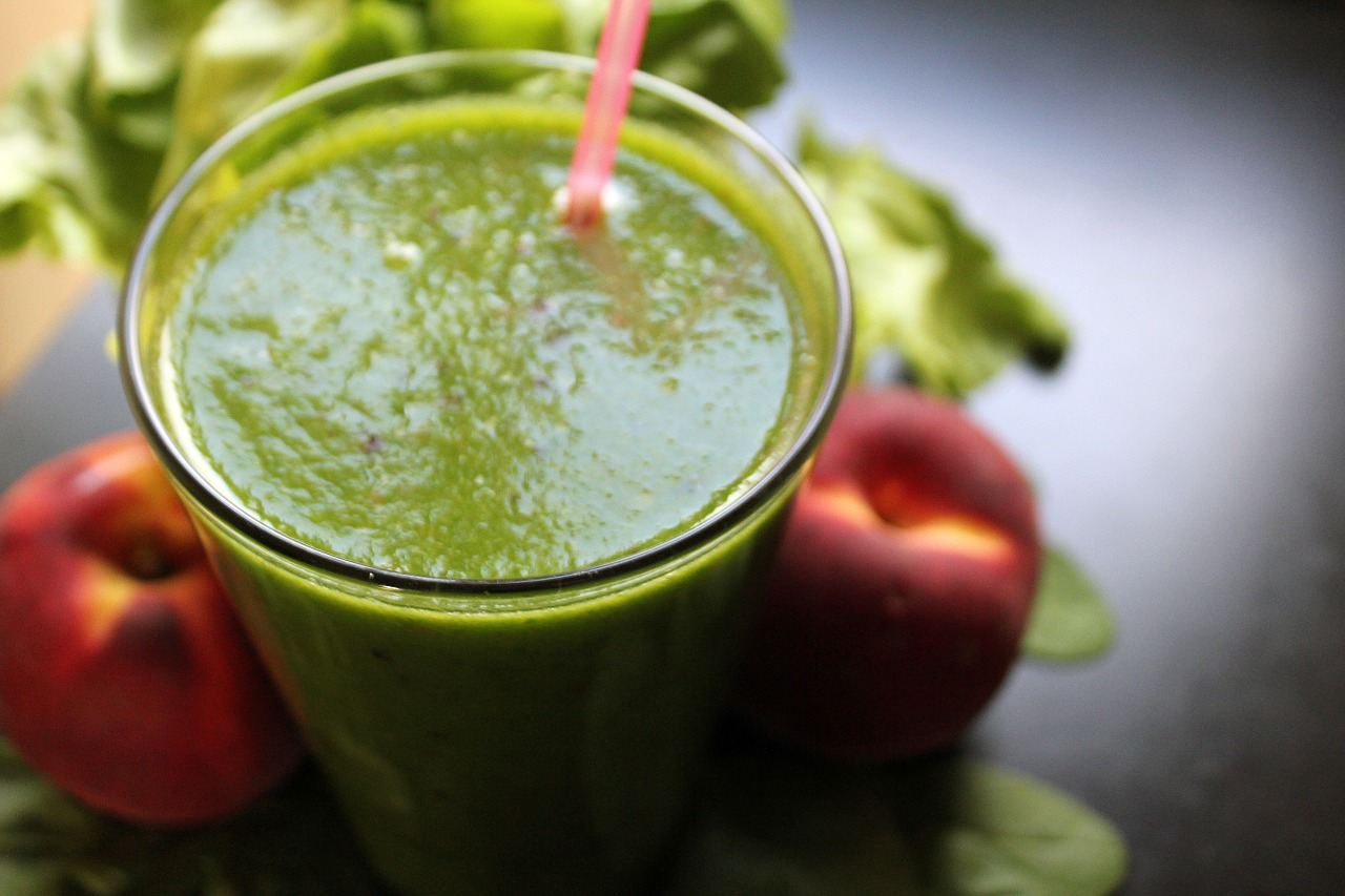 Healthy green smoothie / Pixabay.com