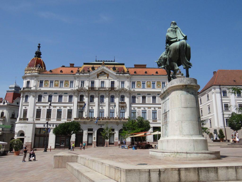Beautiful Pécs, Hungary / Melody Moser