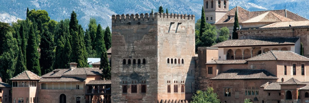 The Alhambra, Granada, Spain / Pixabay.com