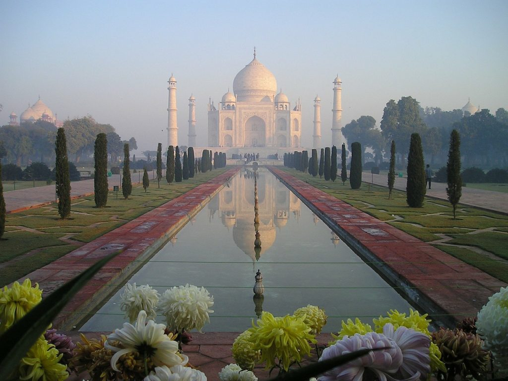 The Taj Mahal / Pixabay.com