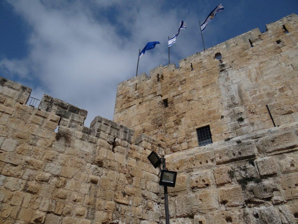 The Tower of David Citadel / Melody Moser