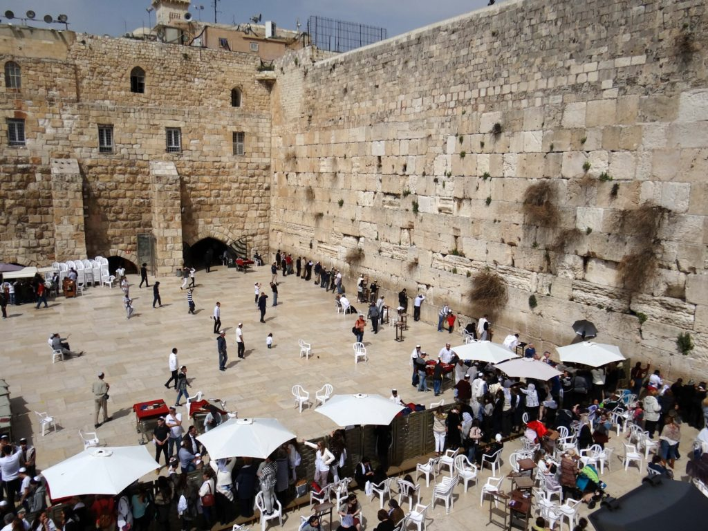 The Western Wall, Jerusalem / Melody Moser