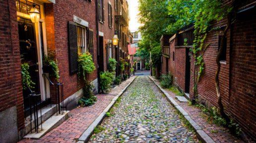 Inspiring U.S. cities for literature lovers