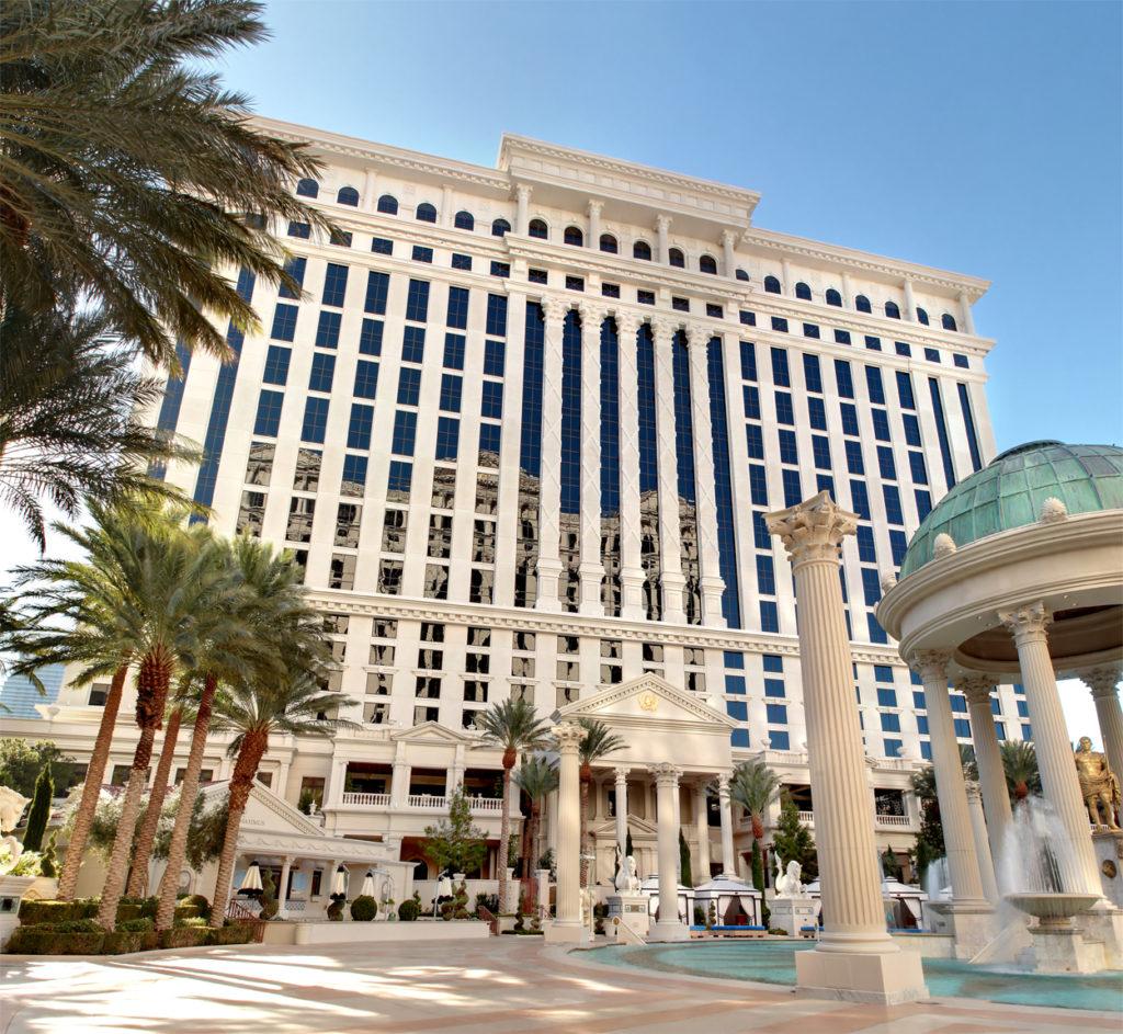 Caesars Palace, Las Vegas / Image courtesy of Caesars Palace