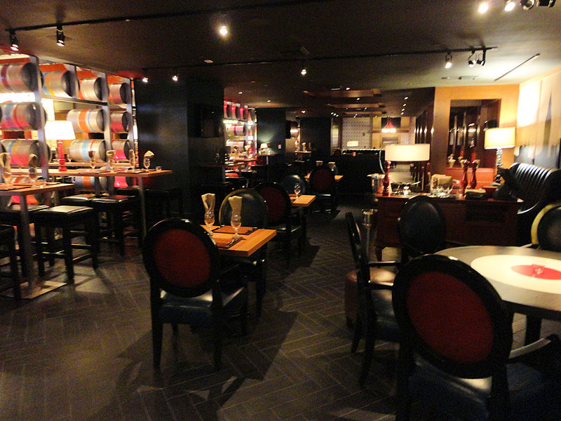 Gordon Ramsay Pub and Grill, Caesars Palace, Las Vegas, Nevada