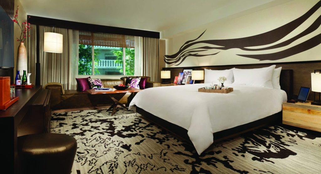 Nobu Hotel King Window View Room