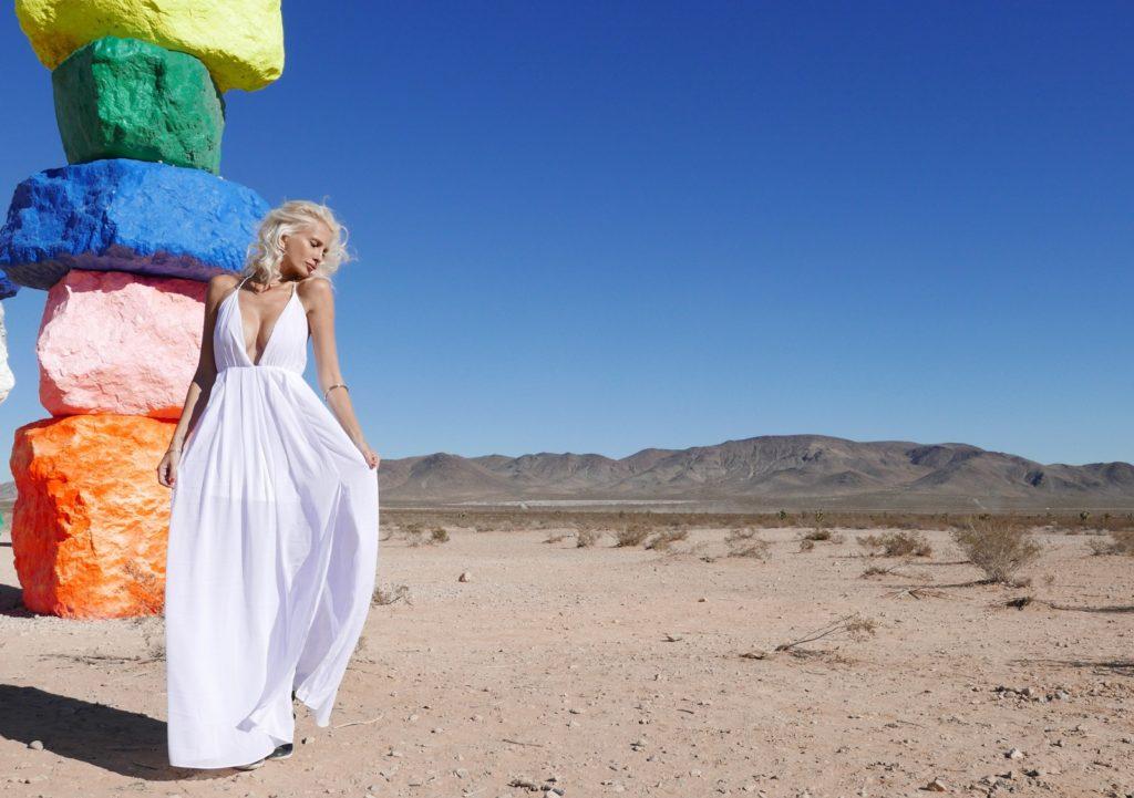 Woman in Las Vegas by Loe Moshkovska, Pexels.com